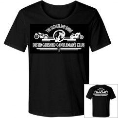 Sutherland Shire Distinguished Gents Club Black T