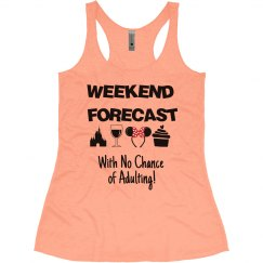 Weekend Forecast!