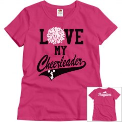 Love My Cheerleader