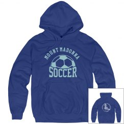 Soccer Hoodie (Adult Sizes)