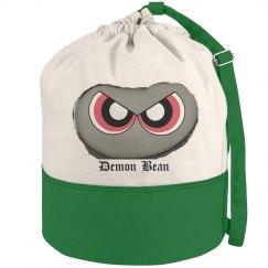 Demon Bean Beach Bag