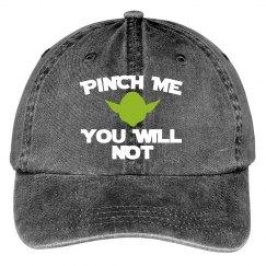 No Pinching Alien Hat