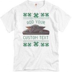 Lucky Child Custom St. Patricks Day Tee