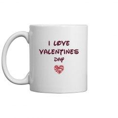 I love valentines