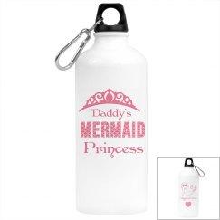 Daddys mermaid princess