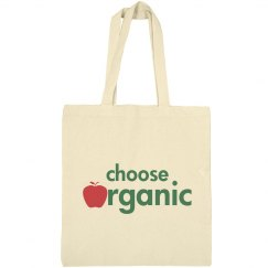 Choose Organic Tote