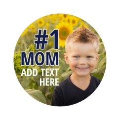 Custom Photo #1 Mom Mother's Day