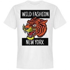 Avenue XO Wild Fshn NY Tee