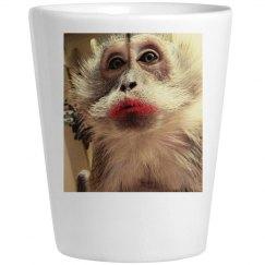 Shot of a Diva Monkey