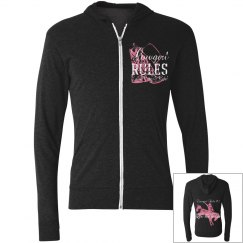 CGRule #2 -LW hoodie/BLK