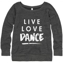 Distressed Live Love Dance