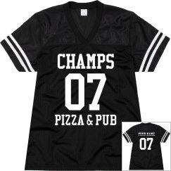 Champs 5 - Black & White