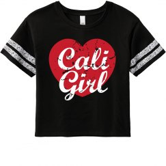Cali Girl Heart