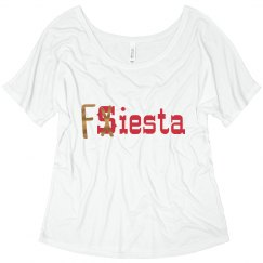 Fiesta not Siesta