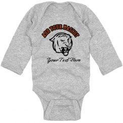 Baby Family Mascot Onesie