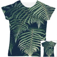Dark Fern Forest All Over Print