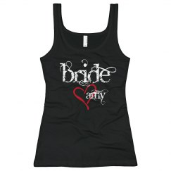 Bride Heart Tee