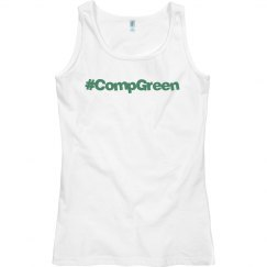 #CompGreen Tank