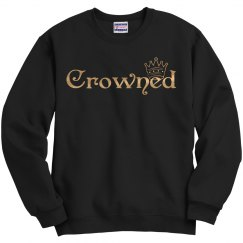 Crowned Sweatshirt