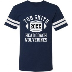 Head Coach Jersey