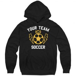 Custom Team Name Soccer