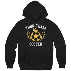 Custom Team Name Soccer