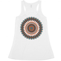 Customizable Festival Mandala Crop