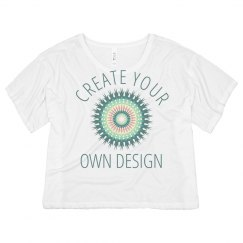 Create Your Own Festival Crop Top