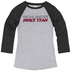 Three Quarter HDT Tee