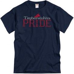 Trent Wolves Pride Tee