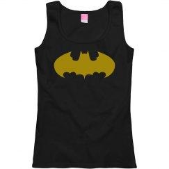 Batgirl tank top.