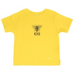 Bee Kind toddler tee