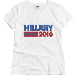 HRC Hillary Clinton 2016