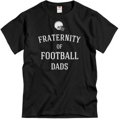 Football dad fraternity