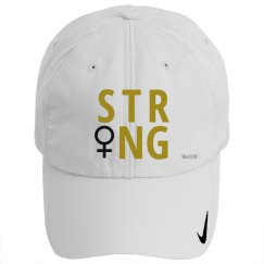 SheNOW - #STRONG - baseball hat