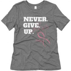 Never Give Up On A Cure