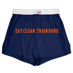 Train Hard Shorts