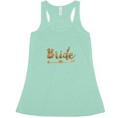 Bride Tank top
