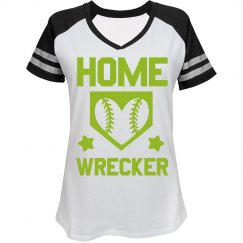 Wreck Homes On The Field