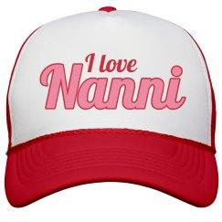 I love Nanni