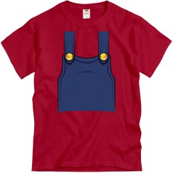 Adult Plumber Overalls