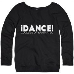 Slouchy Sweatshirt - iDance