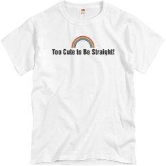 Cute Gay Pride Tee