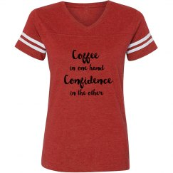 Coffee & Confidence