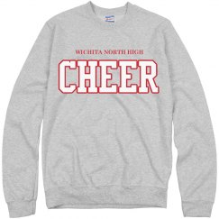 Cheer Crewneck 2