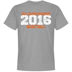 2016 Basketball T-shirt