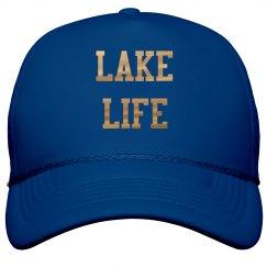Lake Life Hat
