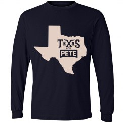 State Logo - Navy - Long Sleeve