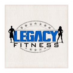 Legacy Fitness Wooden Board