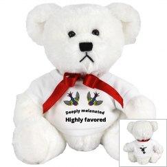 Melanated (teddy)